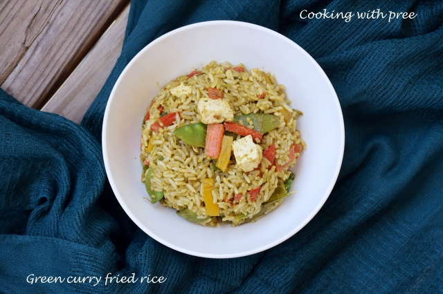green-curry-fried-rice