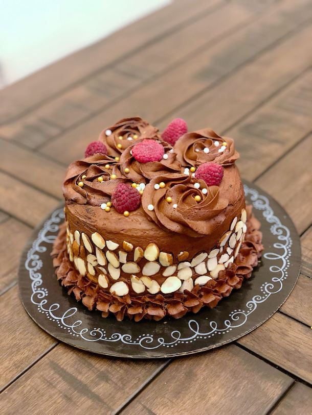 While There Were Lot Of Vegan Cake Recipes I Had A Tough Time Find Frosting Recipe That Was Cashew Free My Daughter Is Allergic To As Well