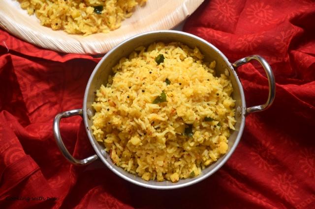 green apple rice 9